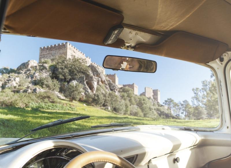 Castillo de Luna - Conjunto Histórico de Alburquerque